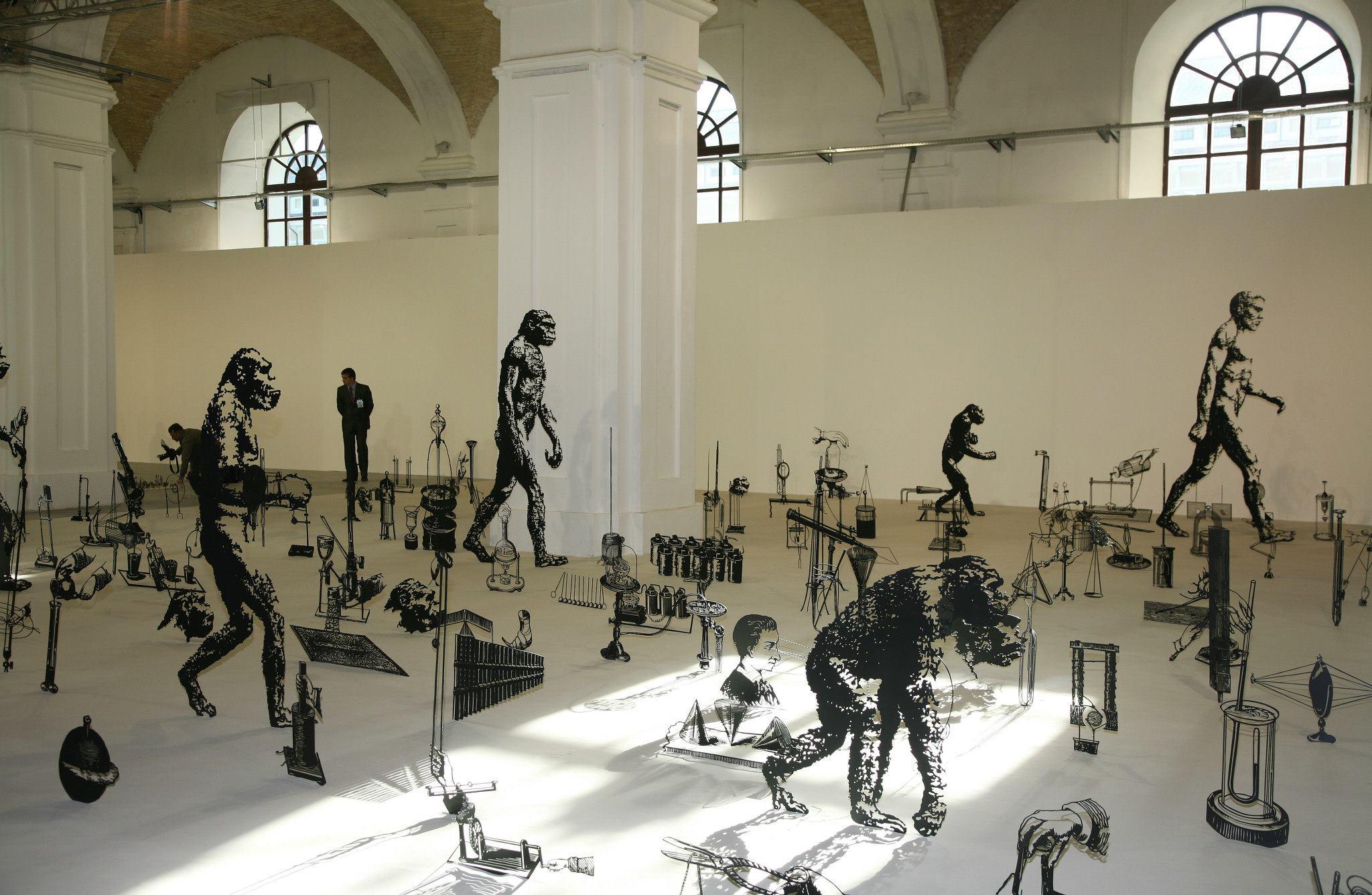 Прогулка в мир воображения: 16 художественных галерей Киева