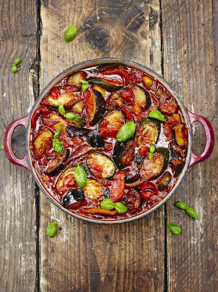 6 веганских блюд от мясоеда Джейми Оливера