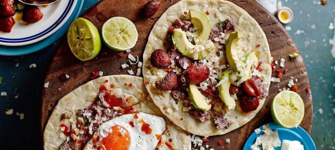 Готовим на скорость: 5 здоровых блюд от Джейми Оливера