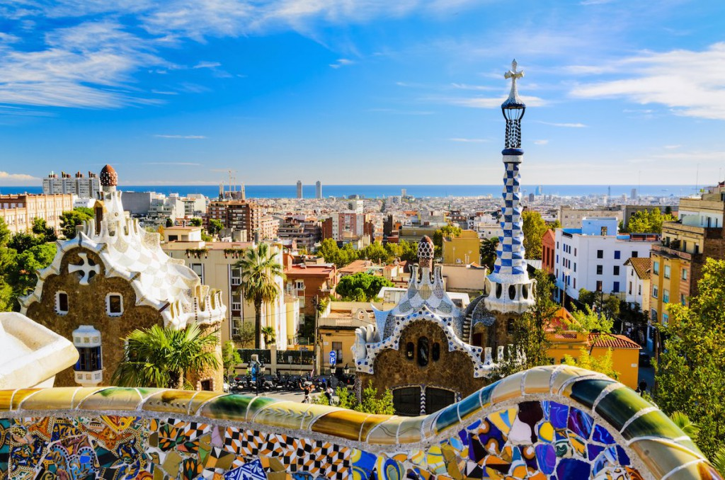 6-barcelona-spain--you-dont-have-to-travel-to-barcelona-with-other-people-to-appreciate-the-citys-gorgeous-art-and-architecture-like-gaudis-spectacular-park-guell