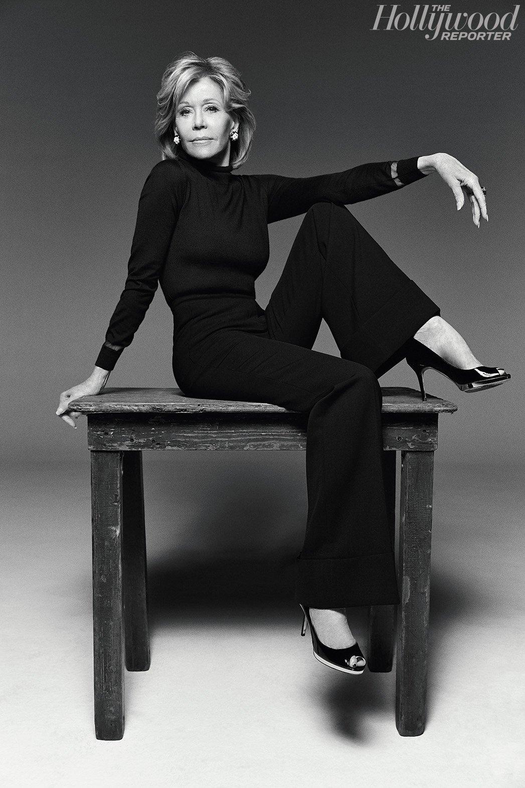 """Джейн Фонда: """"Я думала, что враги феминизма - мужчины, а оказалось, - патриархат"""""""