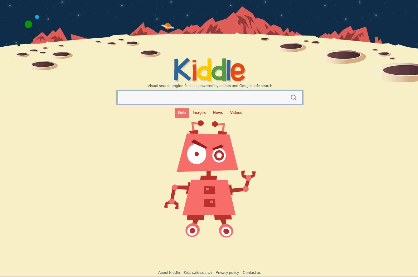 В сети появилась детская версия Google