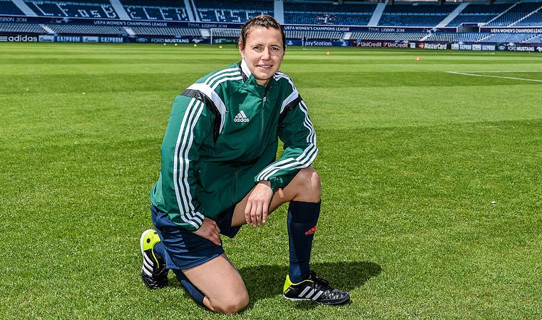 Впервые в истории матч чемпионата Украины по футболу будет судить женщина-арбитр