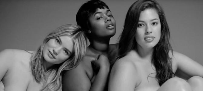 """""""Некрасивый"""" ролик с моделями Size+ не пустили на TV"""