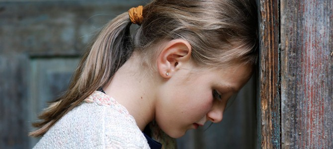 негатив и дети