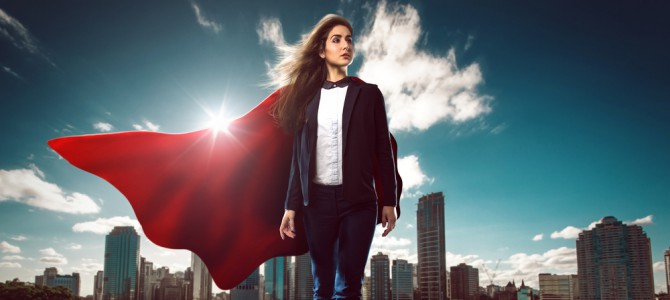 Power Woman: Новый архетип женщины 21 века