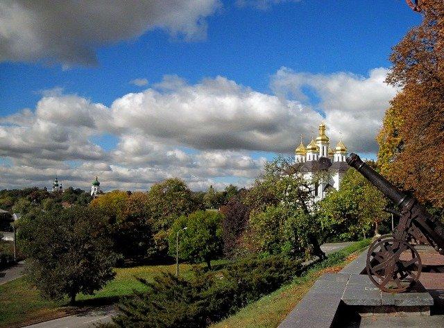 vid-s-vala-na-ekaterininskuyu-cerkov-i-eleckij-monastyr-chernigov