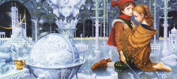 Читает Александра Шульгина. Снежная Королева. Х. К. Андерсен