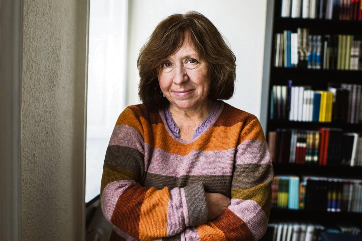 Светлана Алексиевич о профессии писателя-документалиста