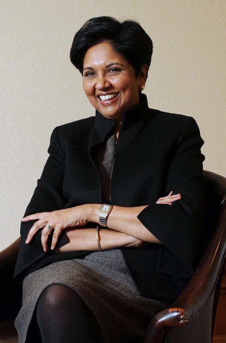 """Индра Нуйи: """"Я не жалею о своих решениях, но это не значит, что они давались мне с легким сердцем"""""""