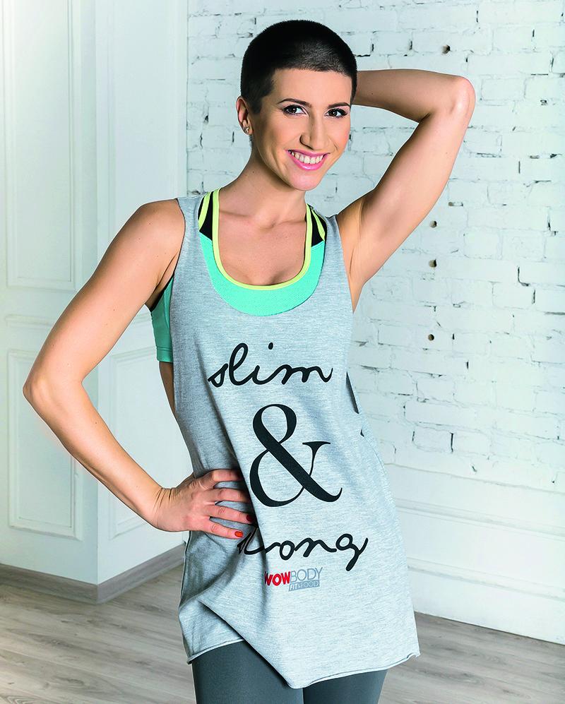 WowBody: 6 эффективных упражнений от Аниты Луценко