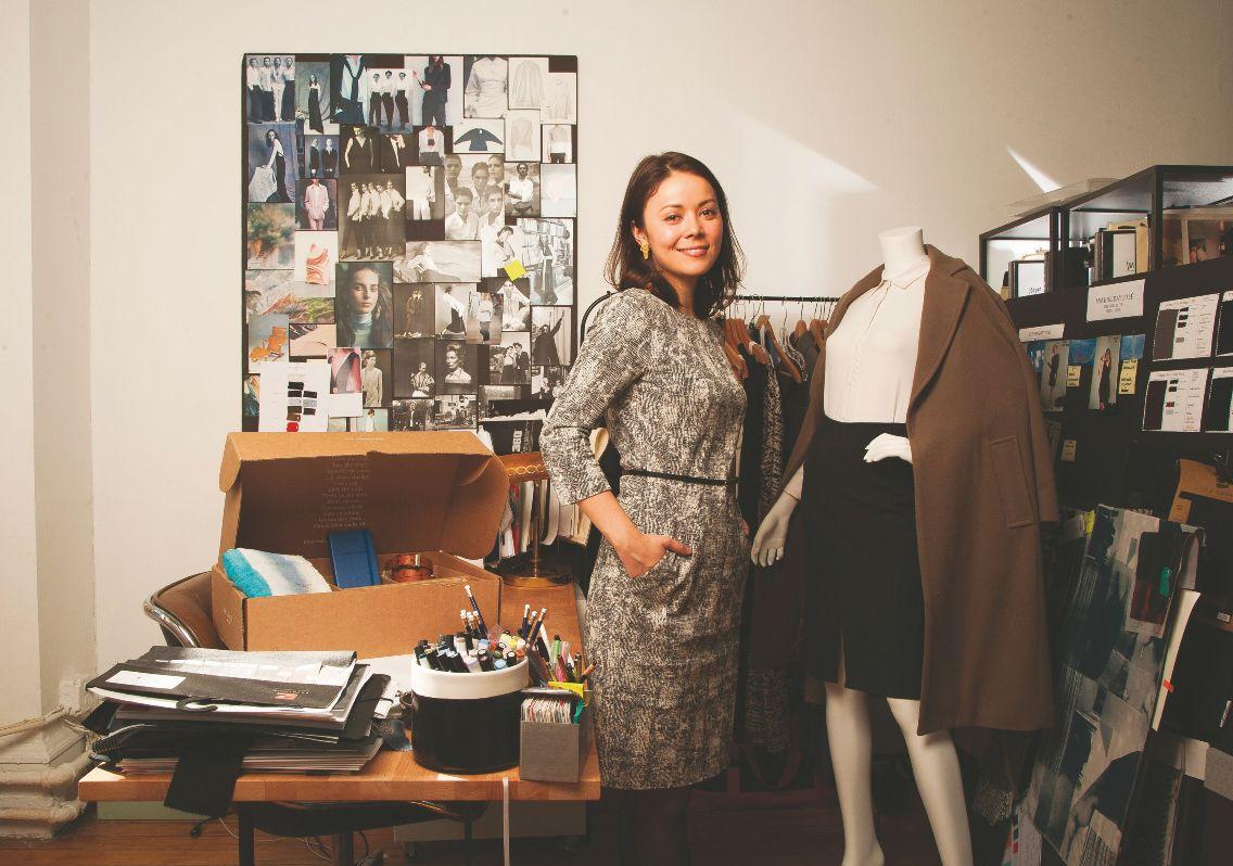 Дресс-код в боксе: Одежда для бизнес-леди, у которых нет времени на шопинг