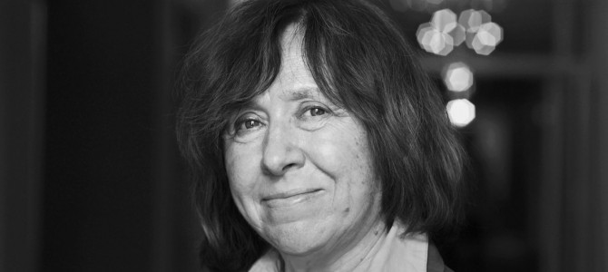 """Светлана Алексиевич: """"Надо убивать идеи, а не людей"""""""
