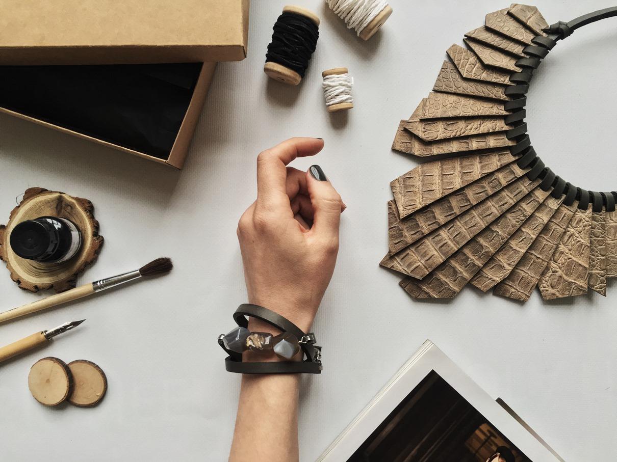 Made in Ukraine: 11 брендов, создающих оригинальные кожаные аксессуары