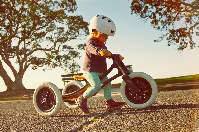 WoMo-находка: Велосипед-трансформер Wishbone 3 в 1