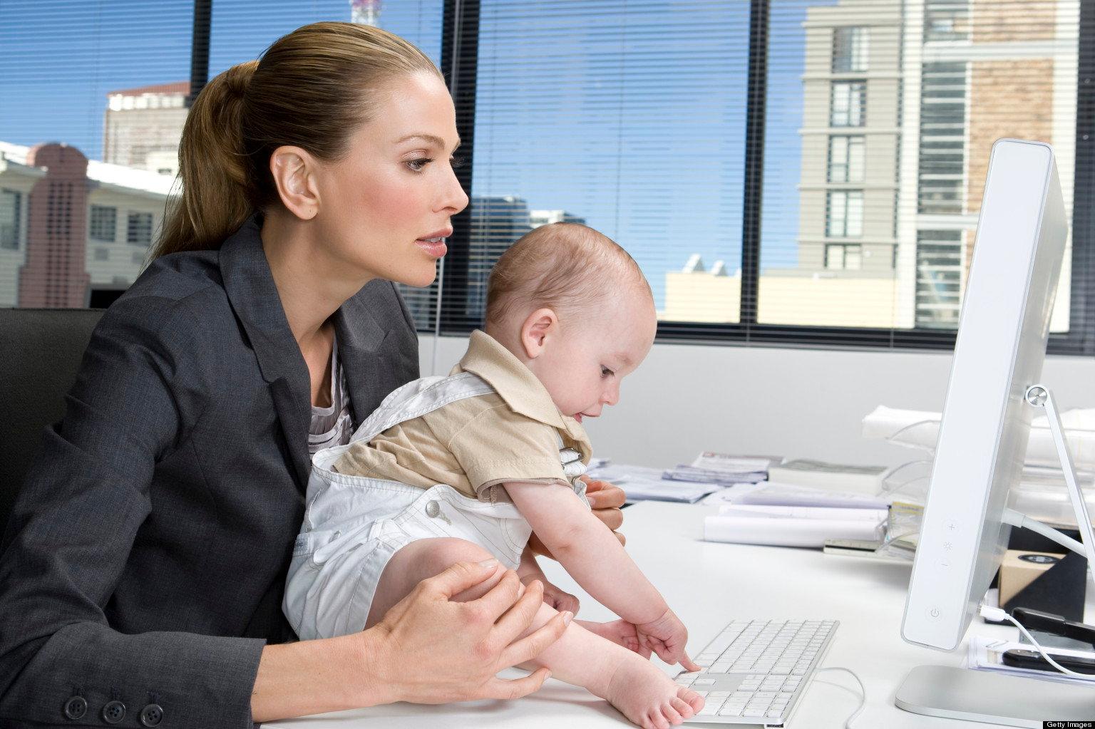 Moms in Power: Каково влияние успешных бизнес-мам в США и Китае