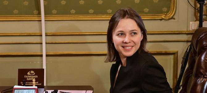 Украинка Мария Музычук признана лучшей шахматисткой мира