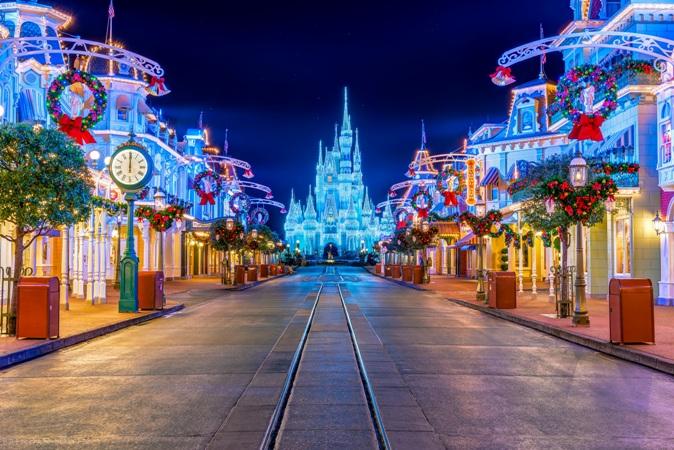 Disneyland-California-US