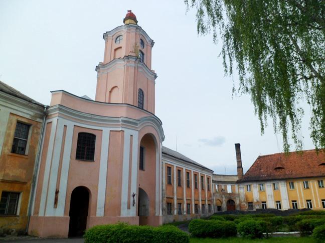 Олыцкий замок1