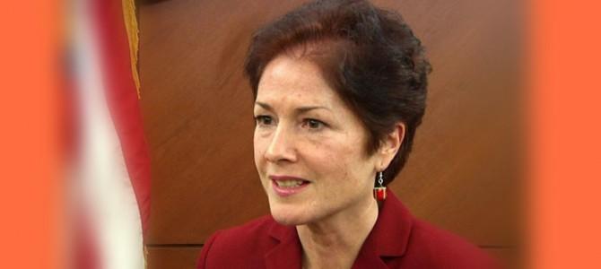 Впервые послом США в Украине стала женщина