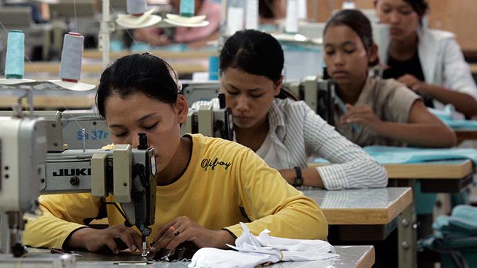С животом на выход: Работниц фабрик H&M увольняют за беременность