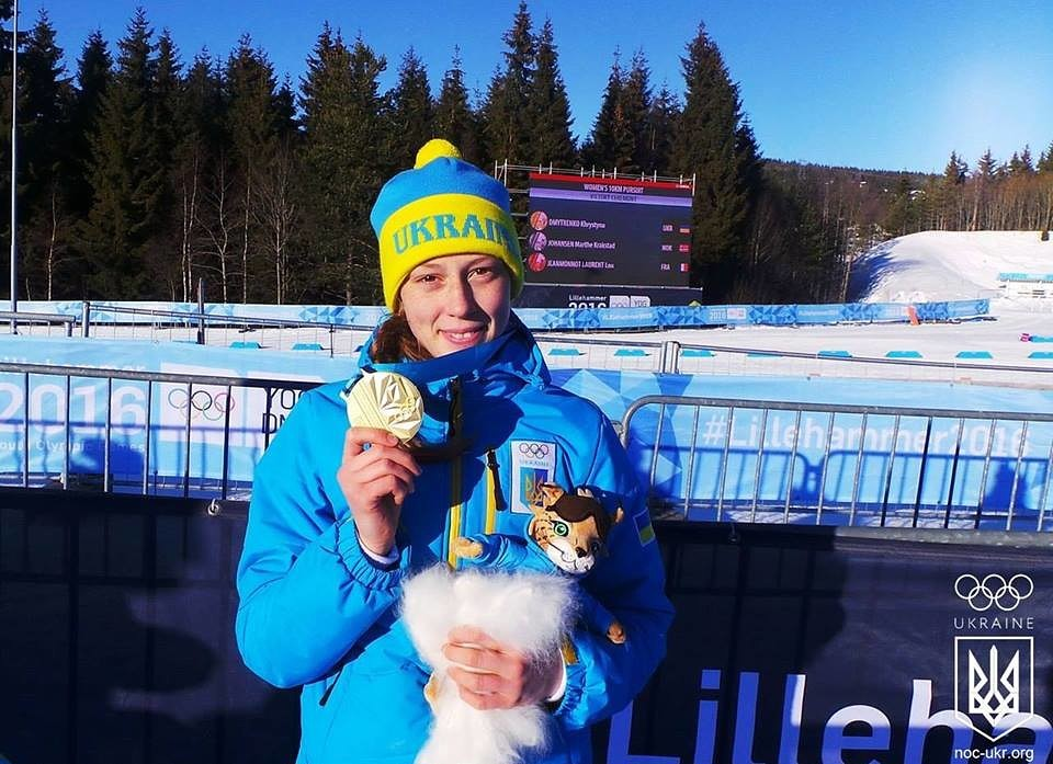 Украинская биатлонистка стала лучшей юной спортсменкой Европы