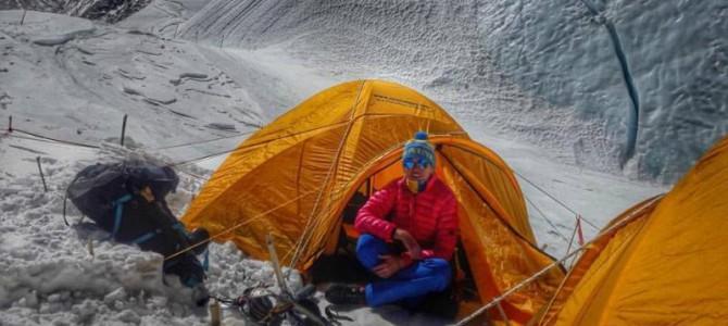 На вершине мира: Украинка впервые покорила Эверест