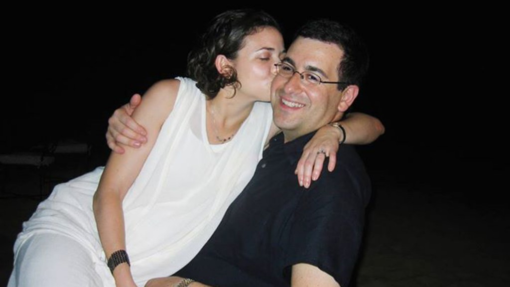 Sheryl Sandberg's newly posted Facebook missive about her husband, Dave Goldberg.