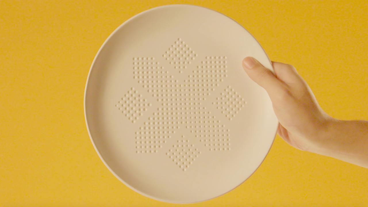 WoMo-находка: Тарелка для похудения