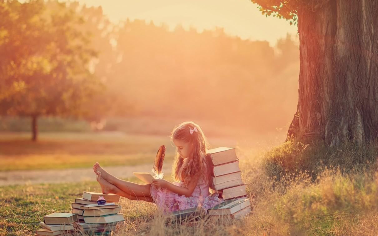 50 книг, которые нужно обязательно прочесть всем детям
