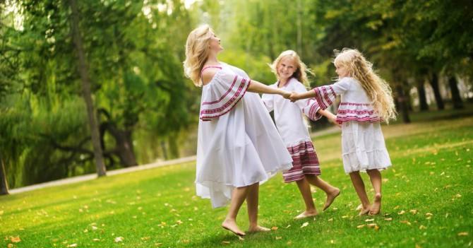 Made in Ukraine: Украинские бренды детских вышиванок