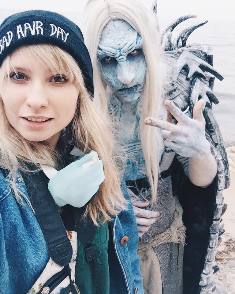 Украинка Джулия Мельник выиграла престижный международный конкурс гримеров