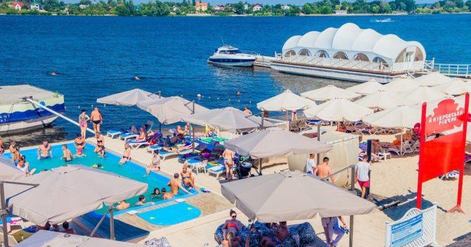 City Guide: 10 лучших пляжей Киева