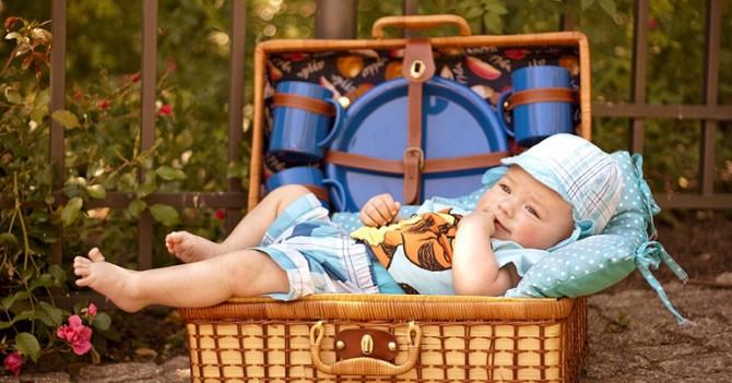 На пикник с детьми: лучшие места в Киеве