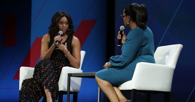 """Мишель Обама: """"Мужчины, не думайте, что только то, что вы ходите на работу и приносите деньги, делает вас мужчиной"""""""