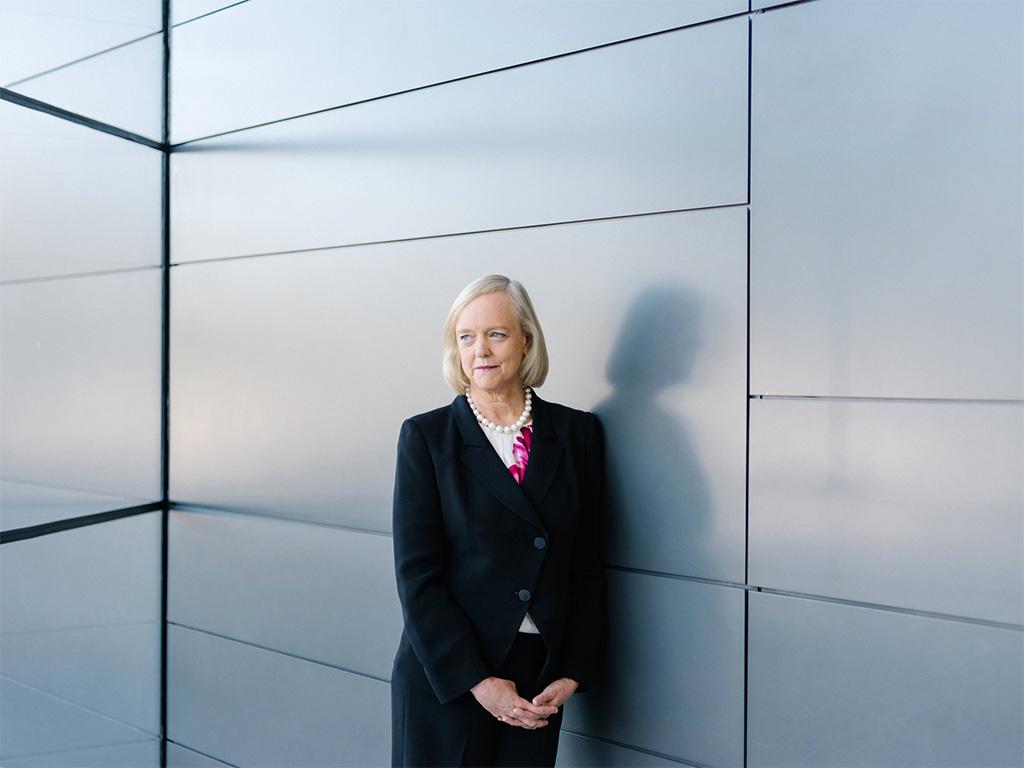 Бегущая сквозь огонь: Миллиардерша Мег Уитмен