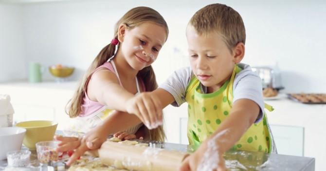 Я сам: Рецепты, которые ваш ребенок может приготовить самостоятельно