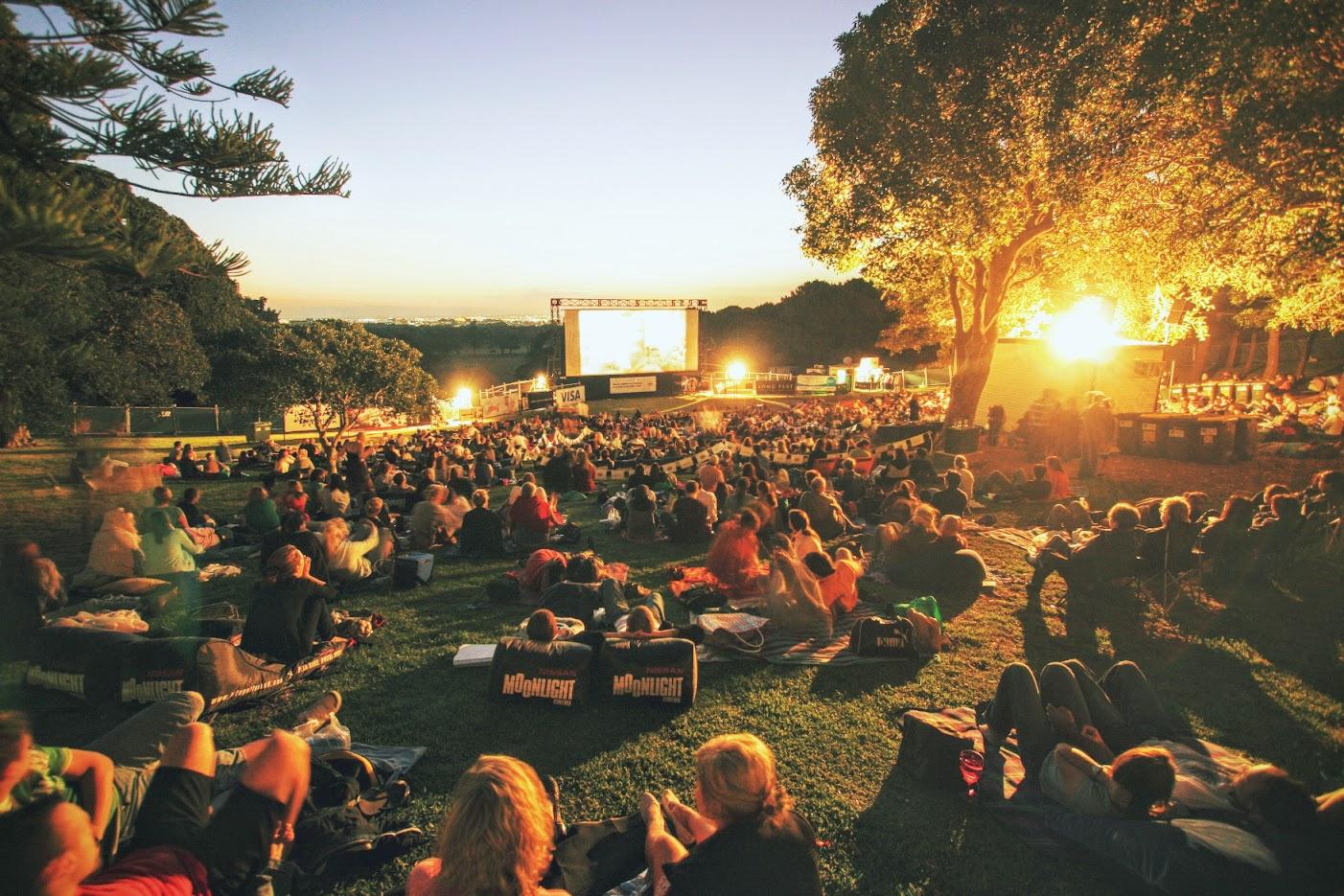 Кино open-air: 6 киевских кинотеатров под открытым небом