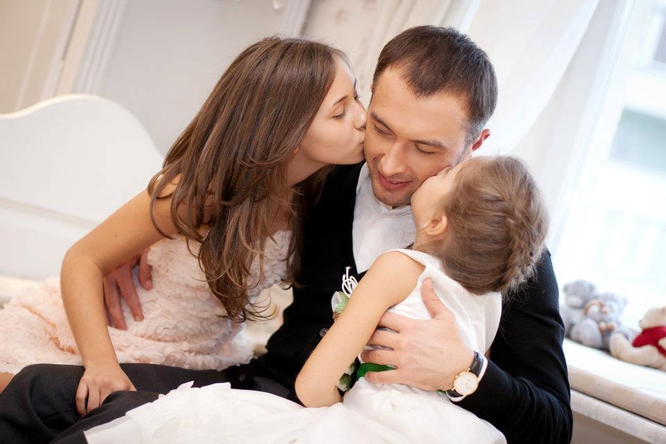 Андрей Пышный: «Самая главная встреча в жизни - это жена, самое лучшее, что со мной произошло в жизни — это мои дети»