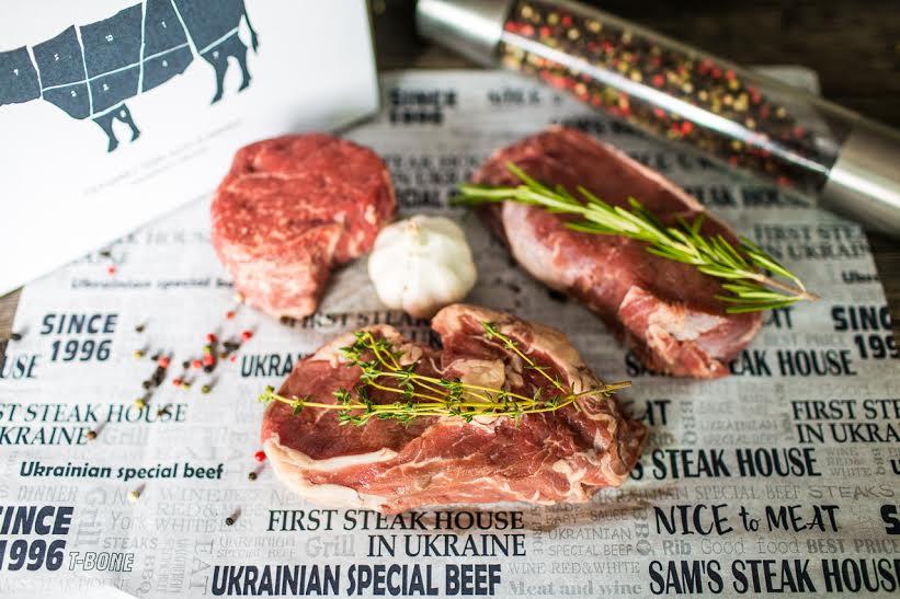 WoMo-находка: Пикник для всей семьи от Sam's Steak House
