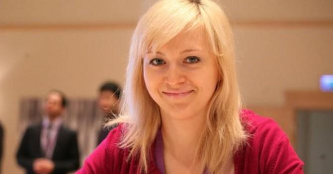 Новой чемпионкой Европы по шахматам стала украинка Анна Ушенина