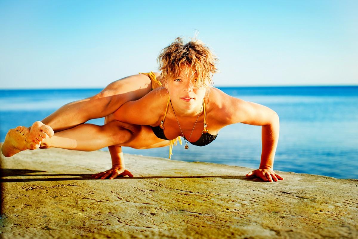 Лайфхаки фитнес-тренера, как улучшить летнюю форму