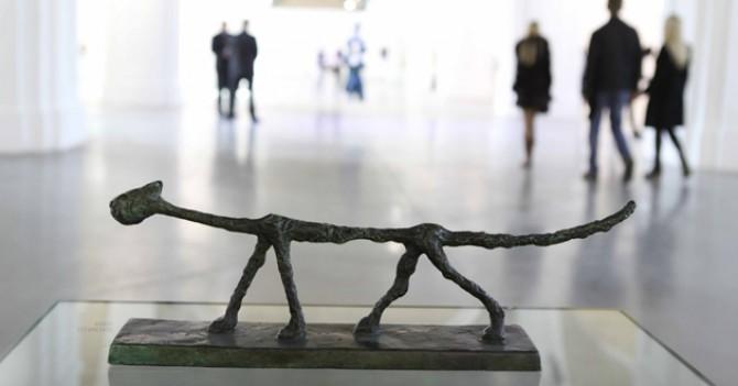 Галопом по Kyiv Art Week: Что смотреть в галереях Киева на этой неделе