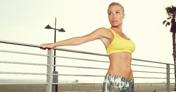 Секреты идеальной фигуры от фитнес-тренера Мадонны