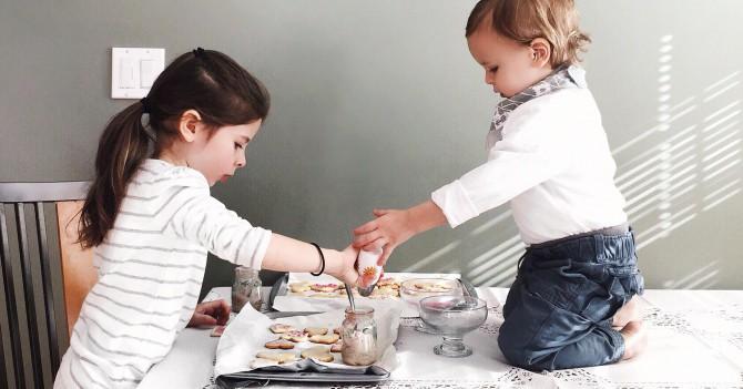 7 самых интересных кулинарных мастер-классов для детей в Киеве