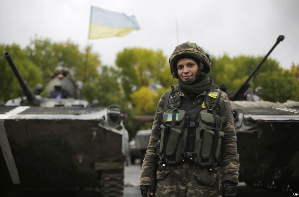 В Украине расширили перечень должностей для военнослужащих-женщин