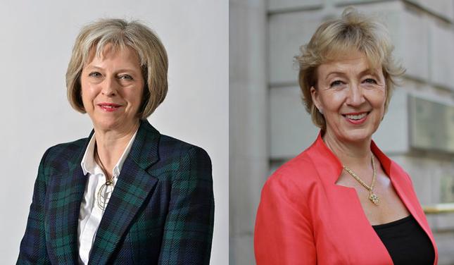 Премьером Британии станет Тереза Мэй или Андреа Ледсом