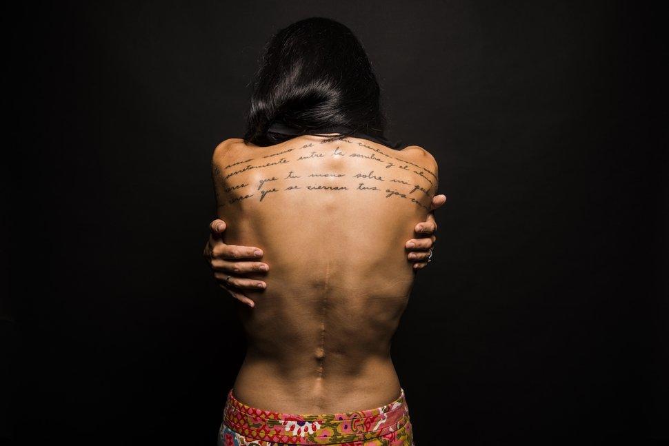 Фотопроект: Честное тело