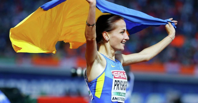 Украинка Наталия Прищепа стала чемпионкой Европы по бегу