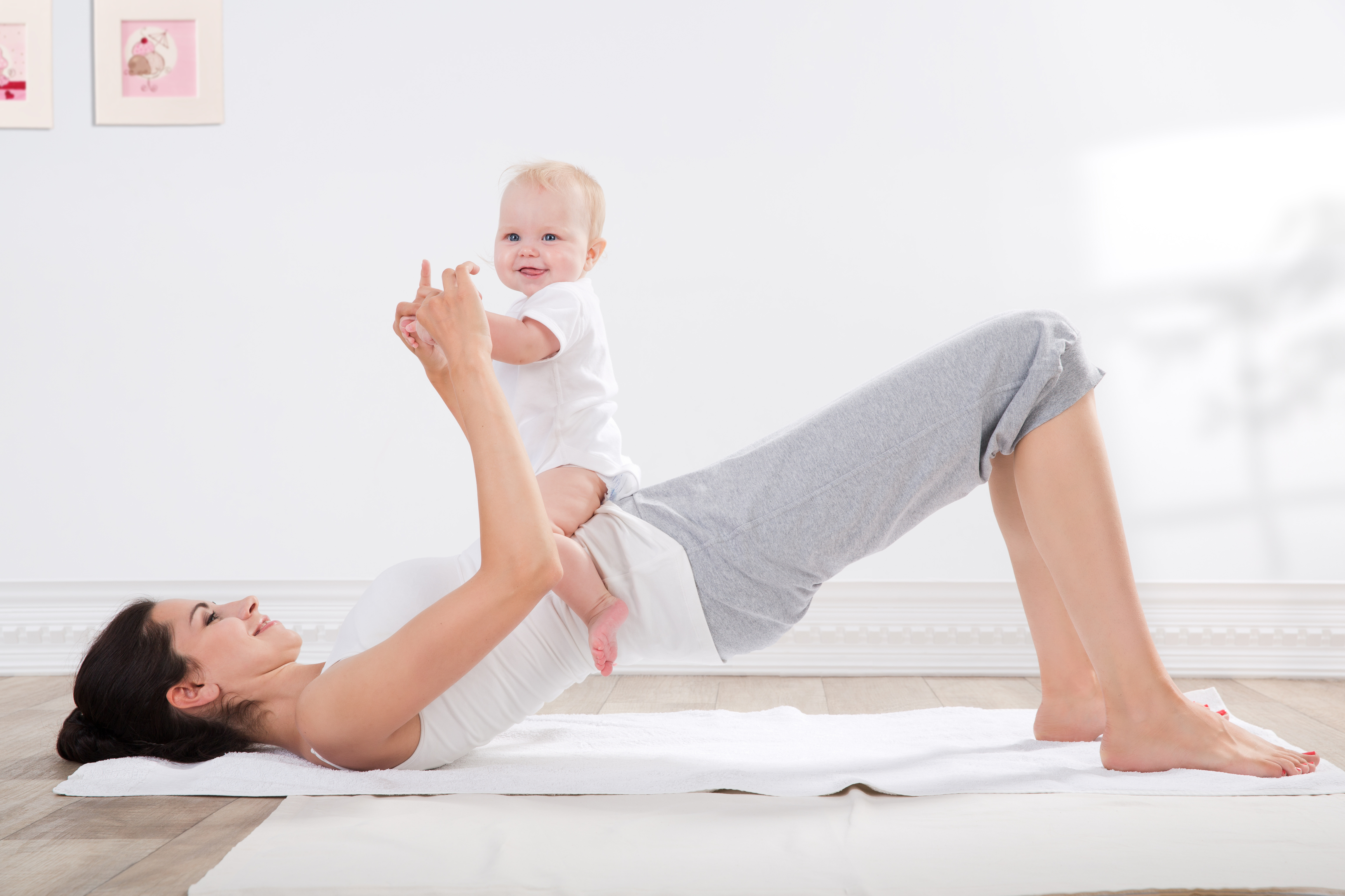 Убрать живот после родов: Самые лучшие советы